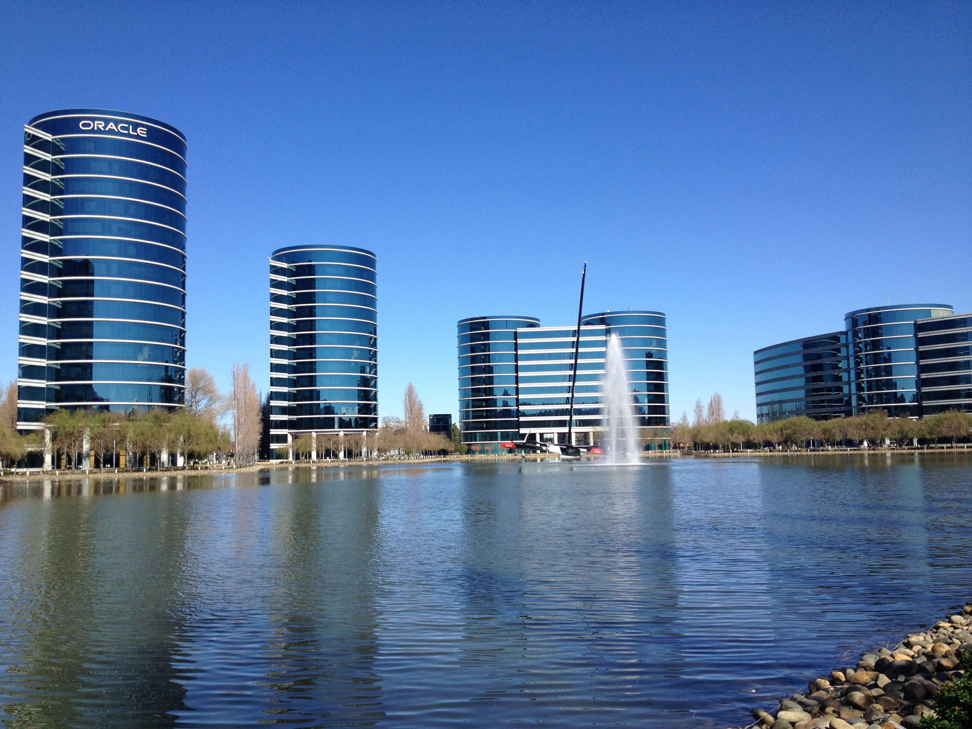 Oracle Corporation Silicon Valley Guide